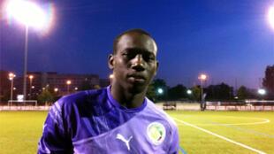 Seydou Sy,golkipa wa timu ya taifa ya vijana wasiozidi miaka 20.