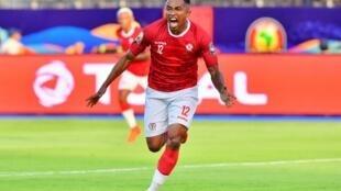 Lalaina Nomenjanahary double buteur lors du match remporté (6-2) par Madagascar face au Niger (Illustration).