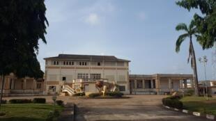 L'Assemblée nationale à Porto-Novo.