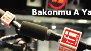 Graphics from RFI's Hausa service