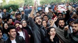 Manifestações contra a lei sobre cidadania.