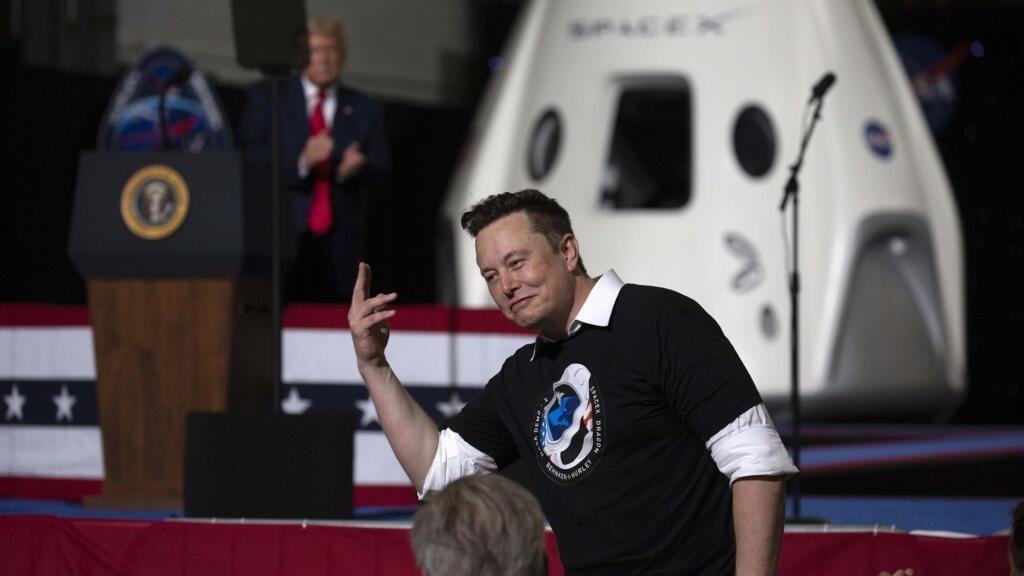 Le lancement réussi de SpaceX pousse Elon Musk à s'amuser des Russes