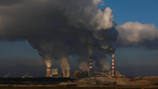 Smoke and steam billows from Belchatow Power Station, Europe's largest coal-fired power plant operated by PGE Group, near Belchatow, Poland November 28, 2018.