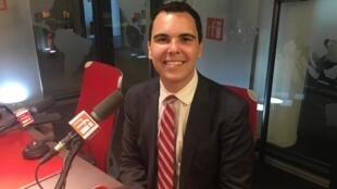 O diplomata Rodrigo Randig