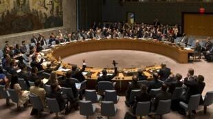The UN Security Council votes on Iran