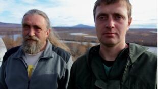 Никита и Сергей Зимовы