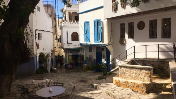 Sur les traces de Paul Bowles dans la casbah de Tanger.