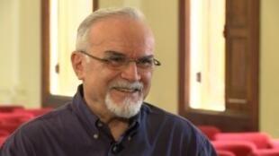 O antropólogo Roberto DaMatta.