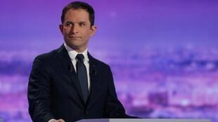 Бенуа Амон - кандидат социалистов в президенты Франции