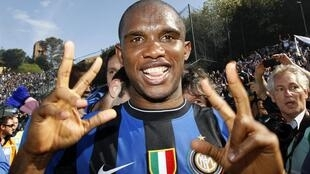 Samuel Eto'o: 108 league goals from just 145 matches speaks for itself