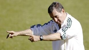 Step this way, please - SA coach Carlos Alberto Parreira pitches in for his homeland, Brazil
