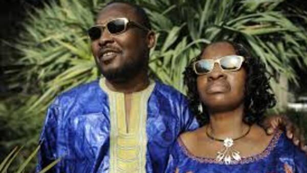 Shahrarrun mawakan Mali, makafi Amadou da Mariama