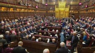 Thượng Viện Anh, ngày 01/03/2017 biểu quyết dự luật bổ sung về Brexit.