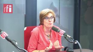 Marie-Christine Verdier-Jouclas sur RFI le 17 février 2020.