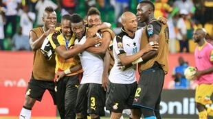 Ghana qualify for the quarter final with a 1-0 victory over Mali