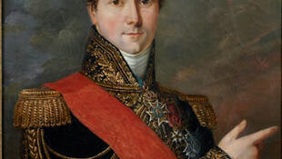 Генерал Шарль-Этьен Гюден, портрет Жоржа Рудена (1839)