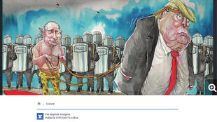 Chụp từ site báo Le Figaro (RFI/Viet)