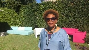 Guetty Felin est la première femme à avoir tourné une fiction entièrement à Haïti.