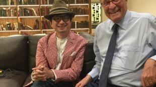 法国国际广播电台安东尼·林祖强访谈 Bernard Hayot