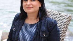 Главный редактор «Хартии'97» Наталья Радина
