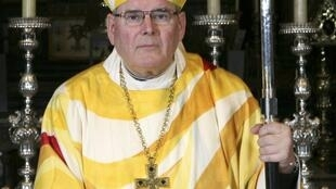 Bishop of Bruges, Roger Vangheluwe, resigned in April over sexual abuse claims