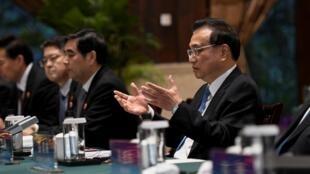 中國國務院總理李克強