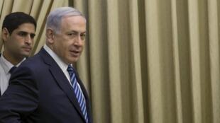 O primeiro-ministro israelense, Benjamin Netanyahu, vai apresentar seu novo programa de governo