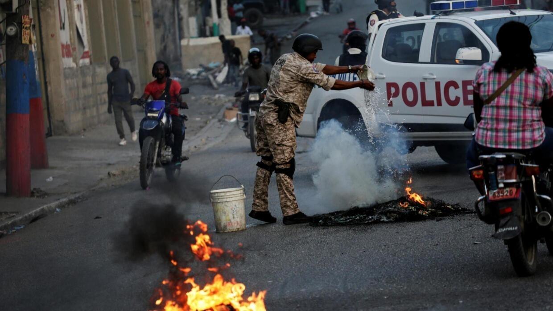 Haïti: le carnaval national menacé par la colère policière