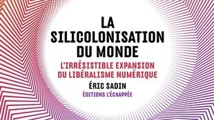 """Tapa del libro """"La Silicolonización del mundo"""""""