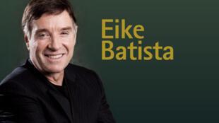 """Eike Batista está pela primeira vez na lista dos cem mais influentes da revista """"Time""""."""