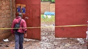 Vingt personnes sont mortes après un service religieux à Moshi, en Tanzanie, le 1er février 2020.