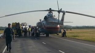 В ДТП в Хабаровском крае погибли 16 человек. 5 августа 2015
