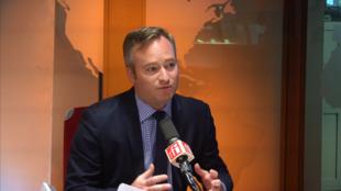 Jean-Baptiste Lemoyne à RFI, le 19 juin 2018.