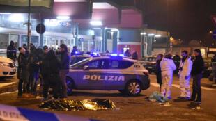 Amri: morto pela polícia italiana em operação de rotina.