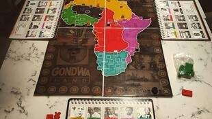 Le jeu Gondwaland.