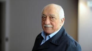 L'ex-imam Fethullah Gülen, le 24 septembre 2013 dans sa résidence en Pennsylvanie. Il est accusé d'être le cerveau du putsch manqué de 2016 en Turquie.