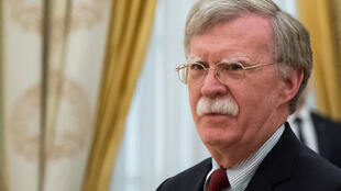 Cố vấn An Ninh Quốc Gia Mỹ John Bolton. Ảnh chụp ngày 27/06/2018