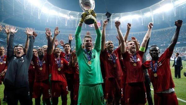 Liverpool have now won 13 European trophies