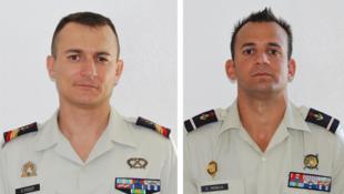 Sébastien Pissot  e Stéphane Moralia foram mortos durante operação contra o garimpo ilegal