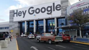 Le CES se prépare et Google s'affiche partout.