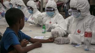 Afrika ta Kudu ce ke kan gaba wajen fama da coronavirus a nahiyar Afrika