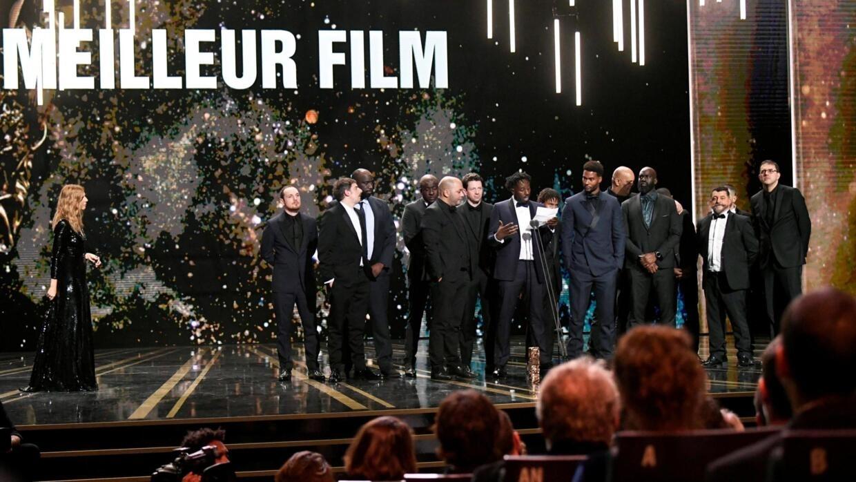 César 2020: «Les Misérables» et «J'accuse» récompensés