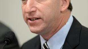El periodista Glenn Greenwald.