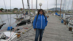 Roxana, du yacht club d'Ushuaia.