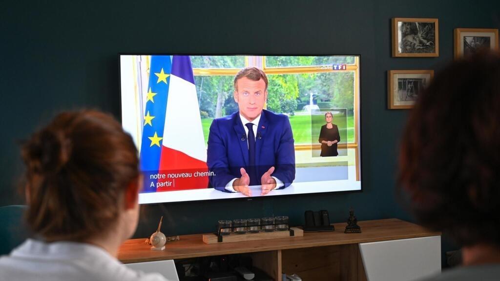 Après le coronavirus, Emmanuel Macron veut que les Français travaillent davantage