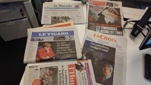 Diários franceses 20.02.2018