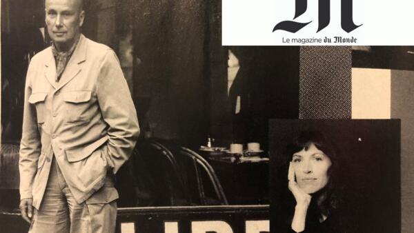A revista M conta a história do escritor Gabriel Matzneff, acusado de pedofilia em um livro de Vanessa Springora.