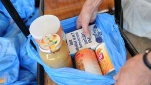 The food aid programme provides food for the needy one when the whole city goes on holidays.