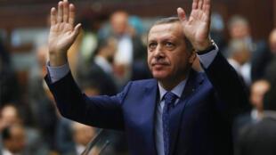 shugaba Recep Tayyip Erdogan.
