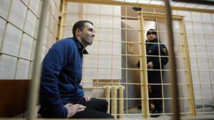 Француз Жолан Вио был задержан 21 сентября на белорусско-украинской границе.